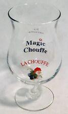 La Chouffe 25 cl Magic Chouffe beer bier glass RARE COLLECTOR ITEM