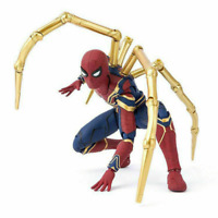 Marvel Spider-Man Spider man Avengers Infinity War Iron Action Model Figure Toy