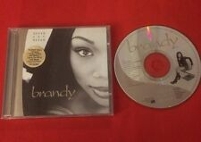 BRANDY NEVER SAY NEVER CD