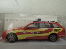Busch 49460 Mercedes E-Klasse T-Modell Feuerwehr Rettung Admont OVP Sammlung 4