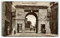 Picture Postcard Bishop's Gate Londonderry Northern Ireland