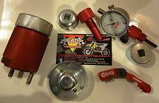 Cobra Complete Tool Kit King SR CM JR CX50 50cc 65cc ECX50 Puller Timing Socket