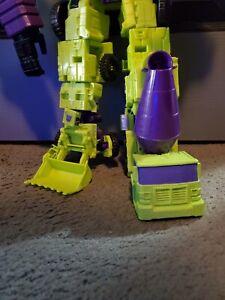 Custom shoe for transformers combiner wars devastator.(NO figure incl!)mixmaster