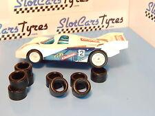 Carrera Profi  protos 8 pneus ar URETHANE Slotcarstyres