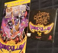 Insane Clown Posse - The Pendulum 12 Comic Book & CD set Anybody Killa ICP ABK