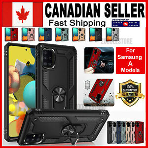 For Samsung A70 A71 A50 A51 A30 A20 Magnetic Hard Case Shockproof Durable Cover