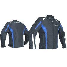 Blousons bleus RST pour motocyclette