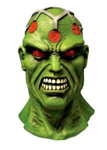 DC Comics Superman Brainiac Deluxe Overhead Latex Adult Mask