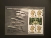 Stamp Show 2000 GB Miniature Sheet With Unique & Valuable £1 Dulac value  (#2)