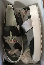 PHILIPPE MODEL  EU 38 UK 5 Camouflage Trainers New