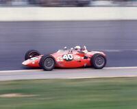 1967 Indy 500 Driver PARNELLI JONES Glossy 8x10 Photo Formula 1 Poster Print STP