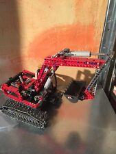 LEGO TECHINC ESCAVATORE MOVIMENTO PNEUMATICO COMPLETO AL 99% COD 8868