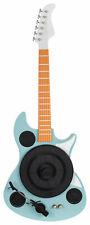 Retro Wand Plattenspieler Schallplattenspieler E-Gitarre Turntable Bluetooth AUX