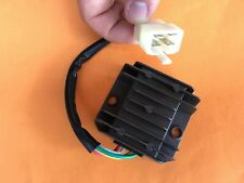 4 wire 4 Pins Voltage Regulator Rectifier one-phas for Honda 125 150  Motorcycle