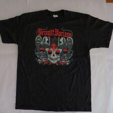 Bring Me The Horizon Winged Skull Tee-X-Large-T-Shirt-Brand New
