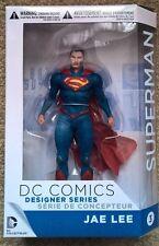 DC ICONS Designer Series Jae Lee Superman Six pouces figure