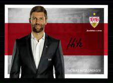 Thomas Hitzlsperger Autogrammkarte VFB Stuttgart 2017-18 Original Sign+A 187456