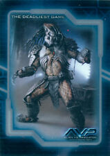 Aliens vs. Predator Movie Deadliest Game Card Set
