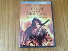The Last of the Mohicans DVD MOVIE Free Shipping! Daniel Day-Lewis Widescreen