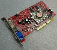 Genuine 256Mb PowerColour R96-HD3 Radeon 9550 AGP VGA DVI Video Graphics Card