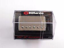 DiMarzio REGULAR SPACED  PAF Bridge W/Nickel Cover Single Conductor Cable DP 223