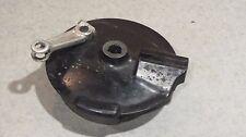 1982-1983 YAMAHA XT550 REAR BRAKE PANEL BRAKE SHOES 5Y1-25321-00-98