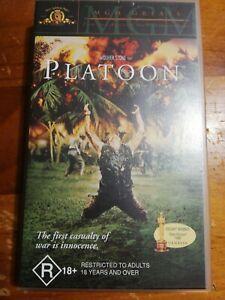 Platoon VHS Free Shipping