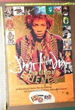 """Jimi Hendrix Poster,24x36"""",Very Rare Original,Mca Record Company promo"""