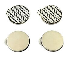 New listing Everhang Rare Earth Self Adhesive Magnets 19mm 5Pcs Extremely Strong Silver