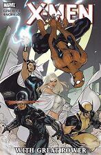 X-Men: With Great Power by Gischler, Medina, Bachalo & Dodson 2011 TPB Marvel