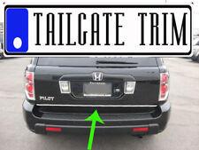 Honda PILOT 2003 04 05 06 07 2008 2009-2015 Chrome Tailgate Trunk Trim Molding