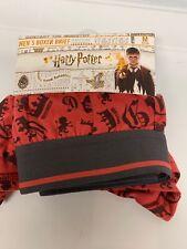 Harry Potter Men's Medium Boxer Briefs Underwear Red Gryffindor Size M