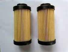 (2) Genuine Parker Hannifin Hydraulic Filter Element 932016