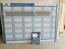 Sasco Perpetual Magnetic Year Planner Kit