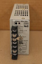 OMRON S82H-3524 POWER SUPPLY