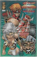 Extreme Destroyer Prologue No.1 / 1996 Bagged with Trading Card