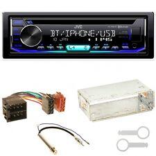 JVC KD-R992BT Bluetooth MP3 Einbauset für Golf 4 Passat 3B Polo 6N 9N Lupo