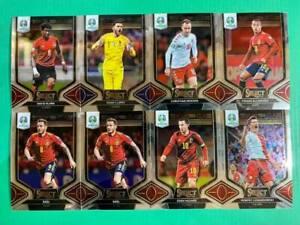 2020 Panini Select UEFA Euro Top of the Class LOT 8 Hazard Eriksen Lewandowski