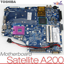 MOTHERBOARD TOSHIBA SATELLITE A200 -170 -25W K000055060 NOTEBOOK MAINBOARD 062