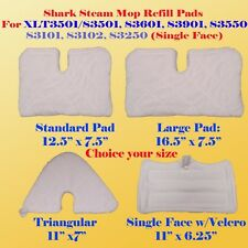 Shark Euro Pro Steam Mop Pads Replacement S3101 S3250, S3901 S3601 S3501 S3550