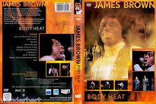 "DVD - "" James BROWN - Body Heat """