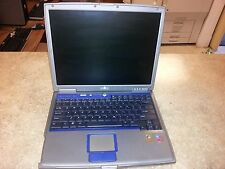 """A LOT OF TWO Dell Inspiron 600M 14.1"""" Notebook/ PARTS OR REPAIR/NO HD $50.00"""