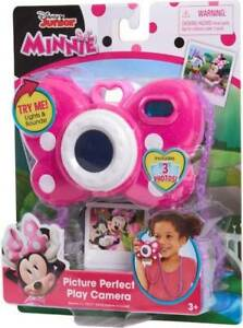 NEW Minnie Mouse Picture Perfect Play Camera from Mr Toys