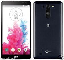 "LG G Vista D631 AT&T UNLOCKED Android 4.4 LTE 8GB 8MP 5.7"" Display Phone GOOD"