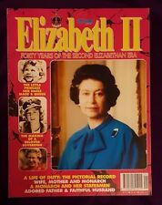 Royalty Collectors Edition; Elizabeth II, 40 Years of The 2nd Elizabethan Era