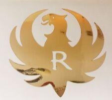 Ruger Logo High Gloss Vinyl Die Cut Gun 3.5 Decal Sticker