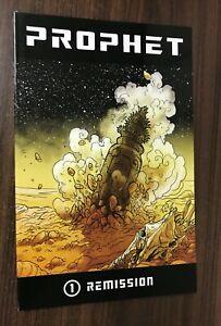 PROPHET Volume 1 TPB -- Remission -- Brandon Graham -- Image Comics