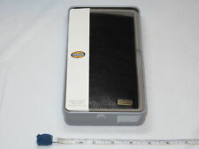 Fossil Omega Executive wallet black ML3611001 checkbook cover change ID credit