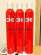 3 X CHI ENVIRO 54 HAIR SPRAY 12oz FIRM HOLD / FREE SHIPPING
