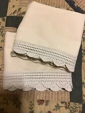 Set Of 2 Pillow Shams/Pillowcases By Pottery Barn Kids